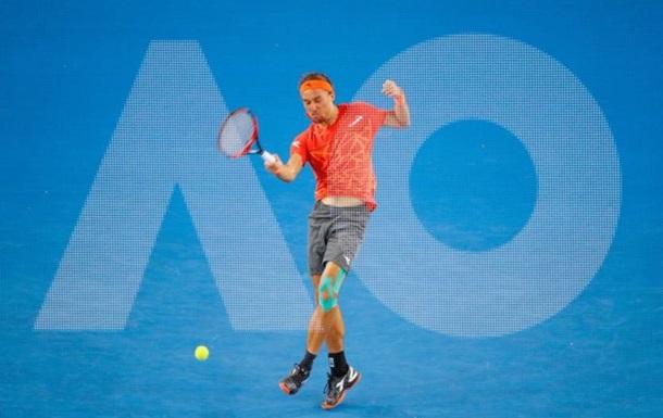 Долгополов не зіграє на Australian Open