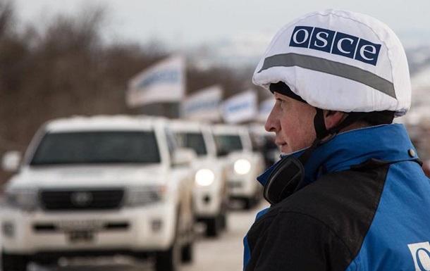 Сепаратисти двічі затримали спостерігачів ОБСЄ