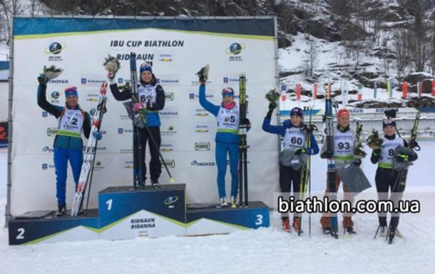 Биатлон: три украинки - в топ-10 спринта на Кубке IBU в Риднау