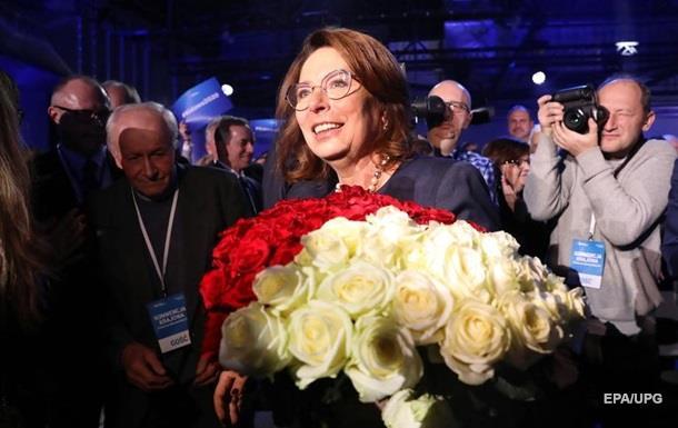 В Польше оппозиция выбрала своего кандидата в президенты