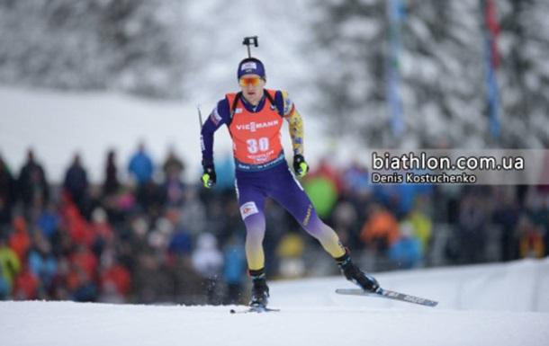 Биатлон: Пидручного в гонке преследования подвела точность, Йоханнес Бе  разгромил  соперников