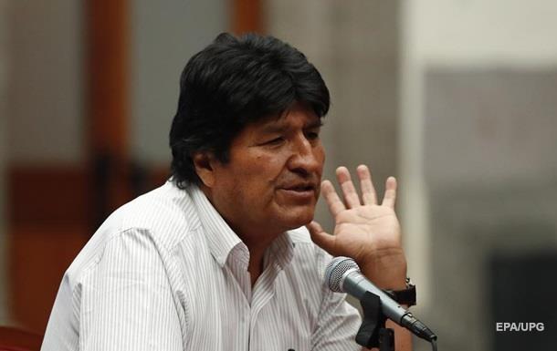 Беглого президента Боливии решили арестовать