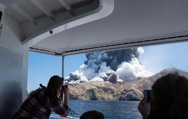 Зросла кількість загиблих від вулкана туристів у Новій Зеландії