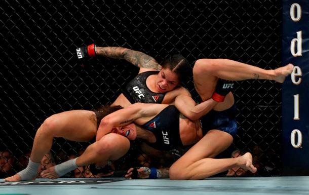 UFC 245: Нуньєс захистила титул, Усман нокаутував Ковінгтона