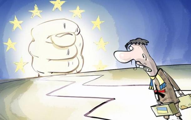 Киев наивно надеется пересмотреть соглашение об ассоциации с Евросоюзом
