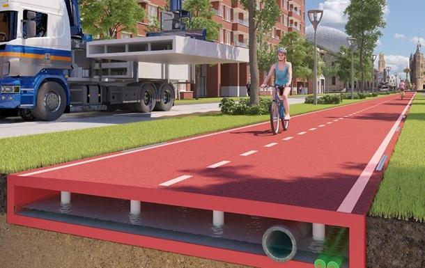 О дорожном строительстве с использованием альтернативных материалов