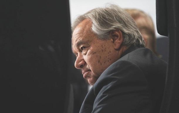 Генсек ООН залишився незадоволений конференцією щодо клімату