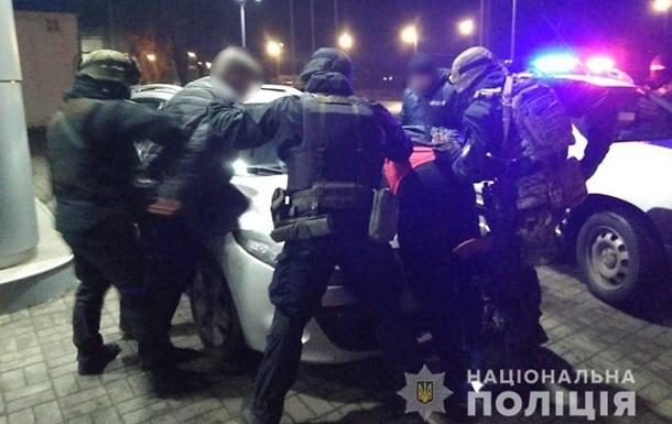 У Черкасах затримали банду вимагачів