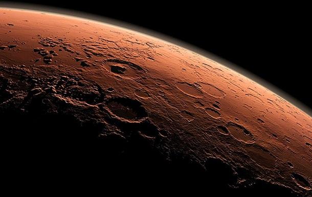 Найдено место для высадки людей на Марсе