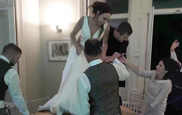 Молодята, побившись на весіллі, відмовилися від шлюбу
