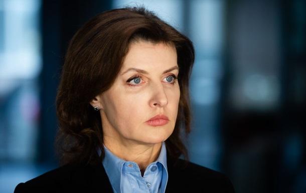 Дружина Порошенка відмовилася очолювати УКФ і заявила про тиск влади