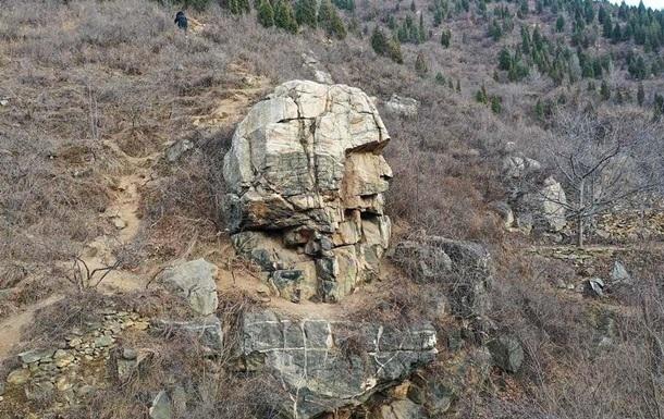 У Китаї знайшли  копію  єгипетського сфінкса