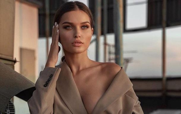 Экс-Мисс Украина Леонила Гузь снялась топлес