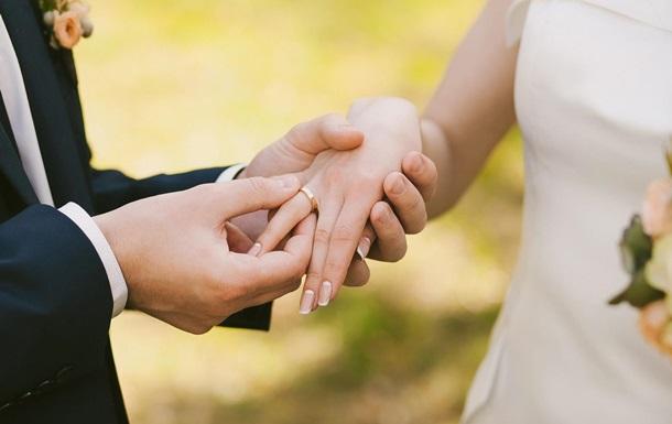 Британец отменил очередную свадьбу после восьми разводов