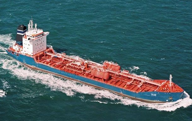 Біля берегів Африки захопили танкер британської компанії
