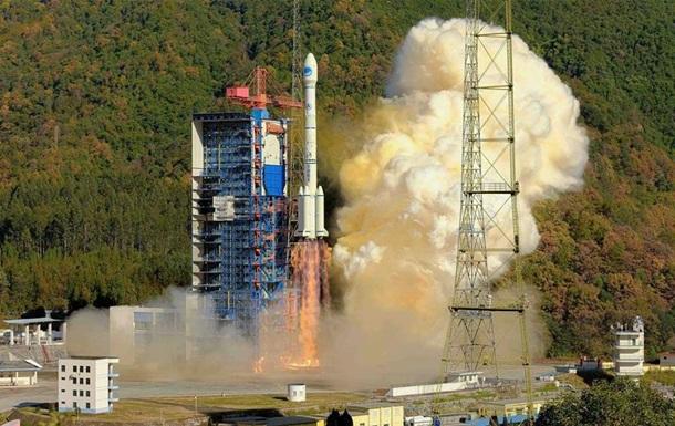 Китай завершив створення угруповання супутників Beidou-3