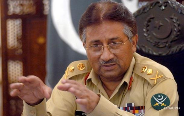 У Пакистані суд засудив до страти колишнього президента