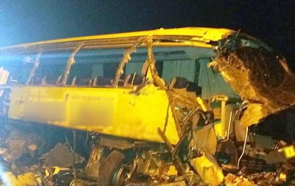Смертельна ДТП з автобусом на Москву: нові подробиці