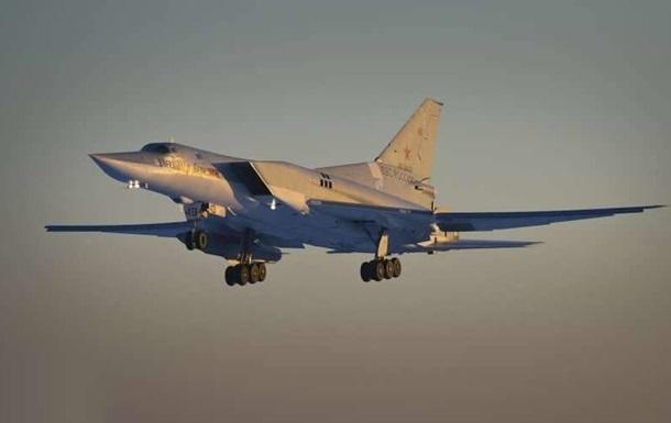 У Росії здійснив аварійну посадку бомбардувальник Ту-22М3
