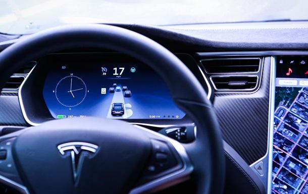 Автопилот Tesla принял ребенка за дорожный конус