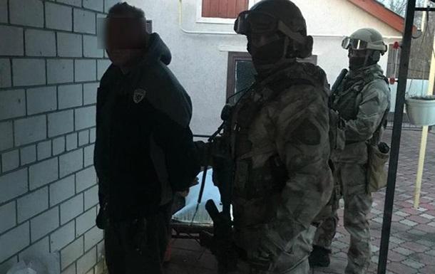 На Полтавщині затримали чоловіка, який стріляв по київських патрульних