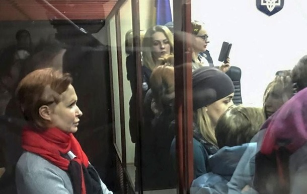 Кузьменко написала лист матері Шеремета