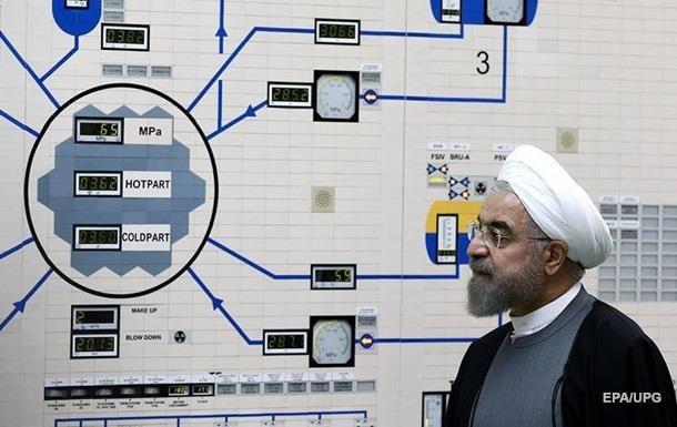 Іран заявив про випробування новітніх центрифуг