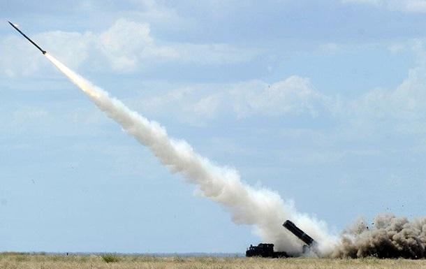 В Україні провели чергові ракетні стрільби