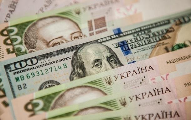 Курс валют: гривня стабільно йде вгору