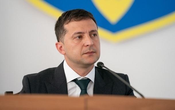 Зеленский отложил введение института уголовного проступка