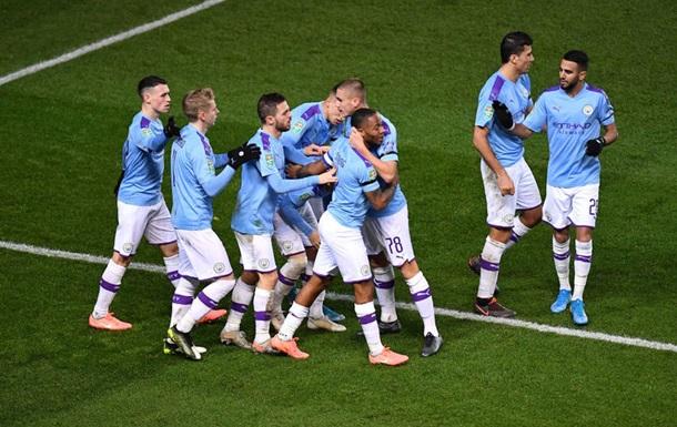 Манчестер Сіті із Зінченком обіграв Оксфорд у Кубку англійської ліги