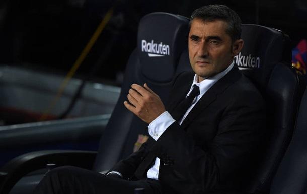 Вальверде: У матчі з Реалом було більше карток, ніж тактики