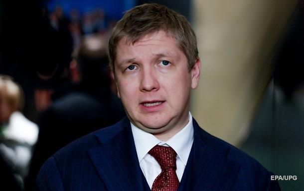 Коболєв розповів про втрати Нафтогазу через відділення ГТС