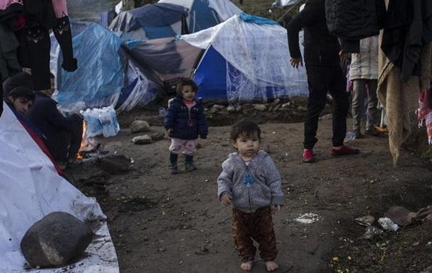 У 2020 році Греція очікує на прибуття ста тисяч нових мігрантів