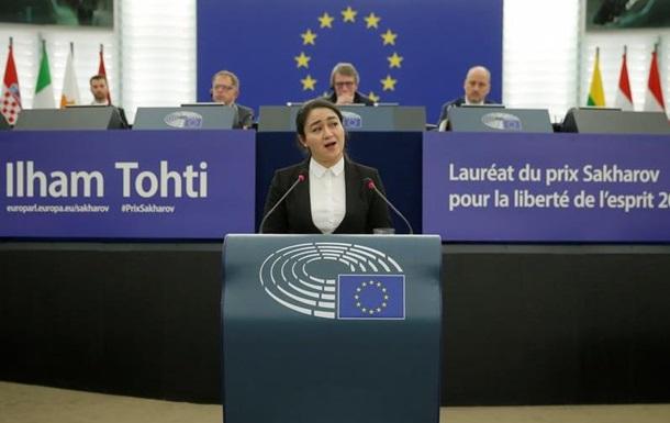 Премію імені Сахарова за 2019 рік вручили уйгурському правозахиснику