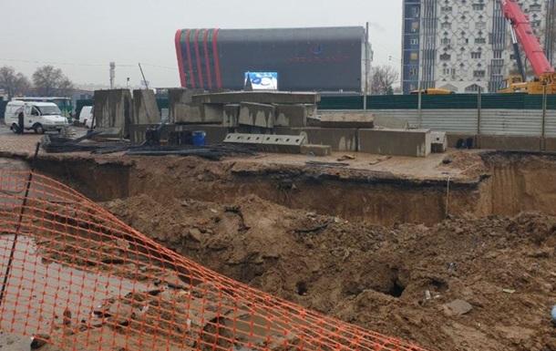 В Ташкенте на строительстве метро погибли шесть человек