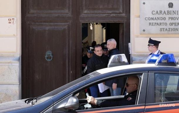 В Італії масштабна операція проти мафії: понад 330 заарештованих