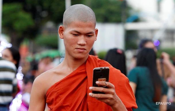 Монах согрешил и умер от удара током