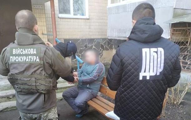 В Винницкой области задержали военного за продажу амфетамина