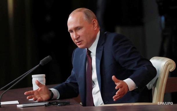 Розведення сил на Донбасі: Путін заявив про  помилку Києва