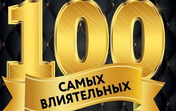 100 найвпливовіших українців. Рейтинг-2019