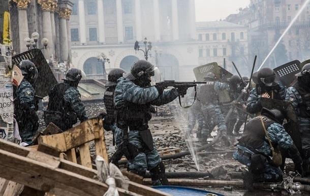 Обвинувачений у розстрілі Майдану екс-беркутівець вийшов під домашній арешт