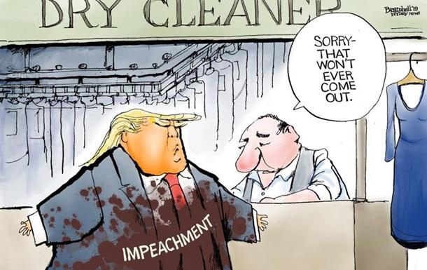 Переможе на виборах-2020. ЗМІ про імпічмент Трампу