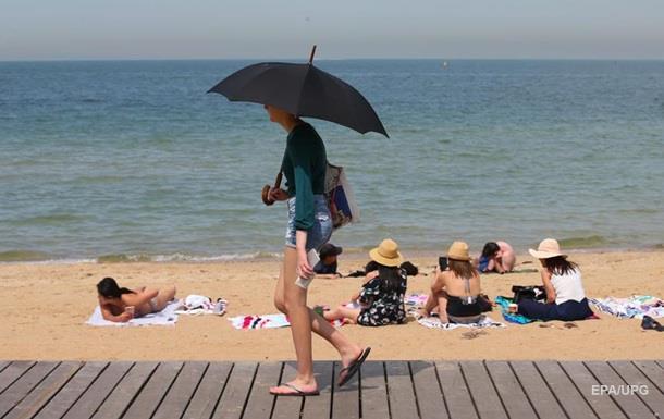 Аномальна спека в Австралії: побито черговий рекорд
