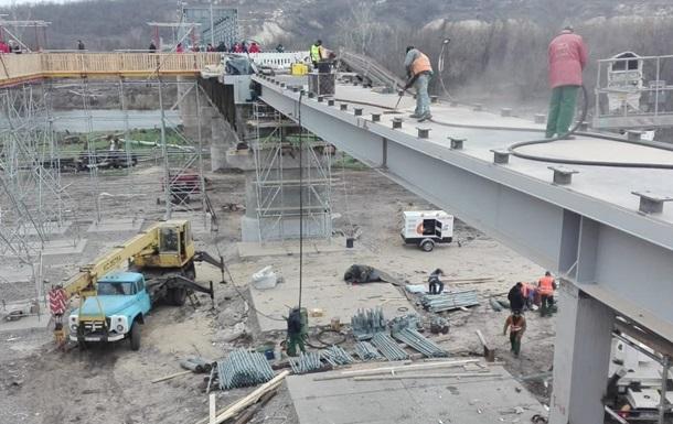 При строительстве моста в Станице Луганской разворовали 10 млн - ГПУ