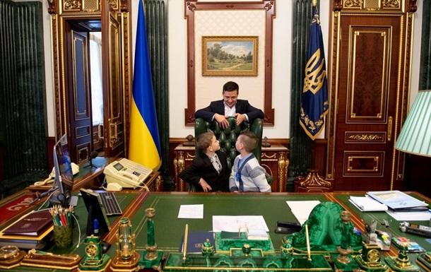 Дети-сироты звонили из кабинета Зеленского Богдану, Гончаруку и Баканову