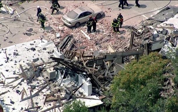 Вибух прогримів в житловому будинку в Філадельфії: є жертви
