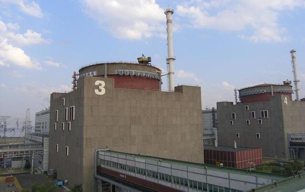 Запорожская АЭС отключила третий энергоблок