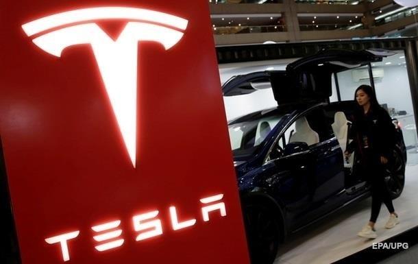 Акції Tesla рекордно подорожчали