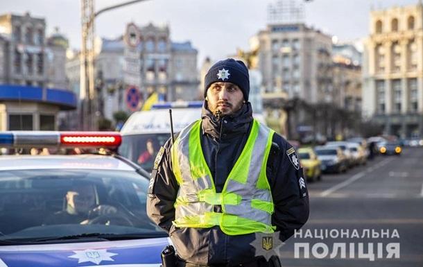 Поліція заявила про зниження злочинності в Києві